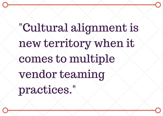 cultural-alignment-is-new-territory-when-it-comes-to-multiple-vendor-teaming-practices